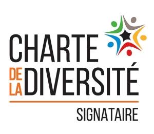 logo, charte diversité, engagement, économie sociale et solidaire, ressources et carrières
